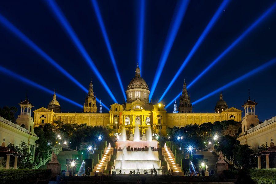 Groot Barcelona van Roy Poots