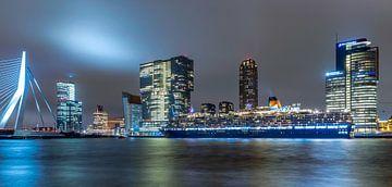 Rotterdam rencontre la Queen Victoria sur