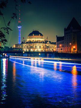 Museum Island Berlin van