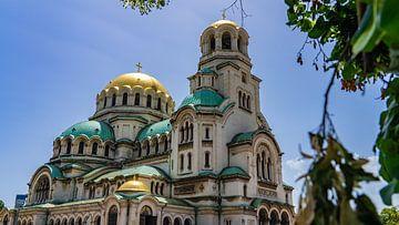 Cathédrale Alexander Nevski à Sofia, Bulgarie sur Jessica Lokker