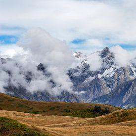 Eenzame berghut van Jeroen Kleiberg