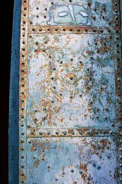 Alte italienische Tür von Inge Hogenbijl