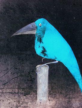 De Blauwe Vogel van Christine Nöhmeier