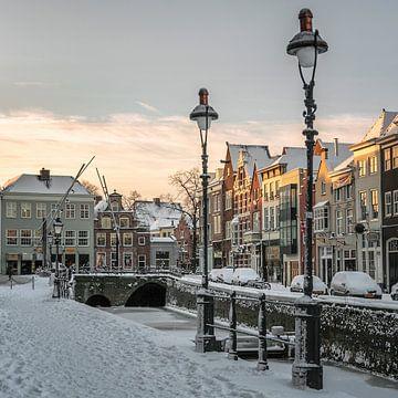 Winter in Den Bosch sur Angela Versteijnen