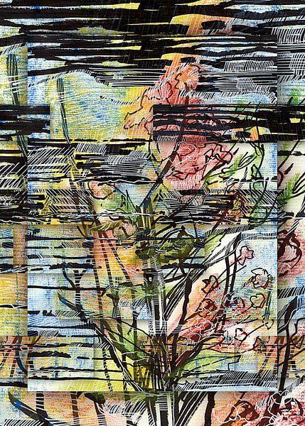 Sprookjes tuin van ART Eva Maria