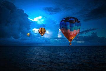 atlantic-balloons van H.m. Soetens