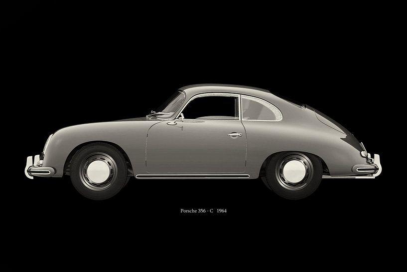 Porsche 356 - C 1964 von Jan Keteleer
