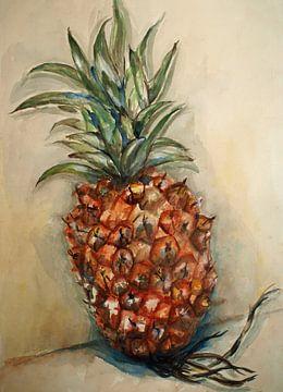 Ananas von Ineke de Rijk