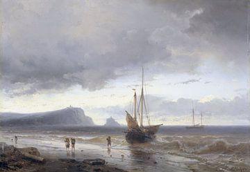 Entlang der Küste, Louis Meijer