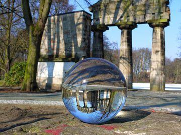 Portico in Bürgerpark Braunschweig van schroeer design