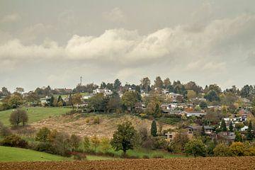 Panorama de Huls bij Simpelveld van John Kreukniet
