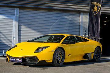 Lamborghini Murcielago LP670-4 SV van Sjoerd van der Wal
