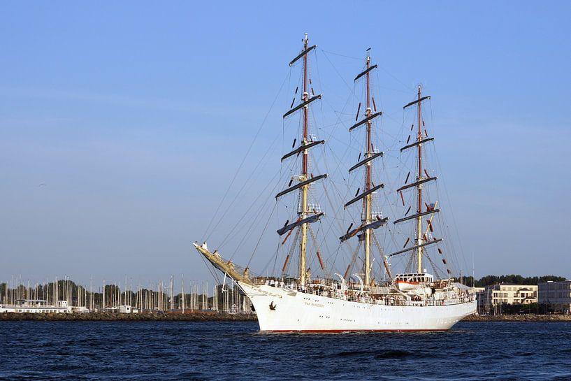 Vollschiff Dar Mlodziezy von Ingo Rasch