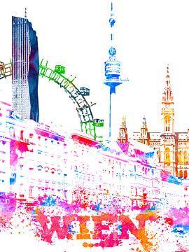 Wien von Printed Artings