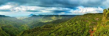 Black River Gorges Nationalpark von Dirk Rüter
