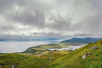Blick über Skye von Tim Vlielander