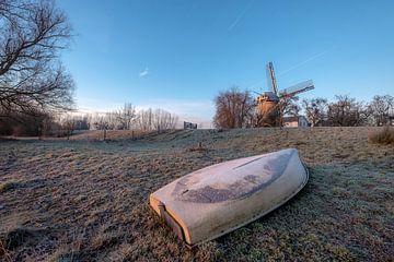 Molen Rijswijk Gelderland von Moetwil en van Dijk - Fotografie