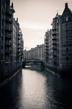 Speicherstadt Hamburg von Der HanseArt