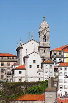 Igreja de Nossa Senhora da Vitoria, Porto, Distrikt Porto, Portugal, Europa