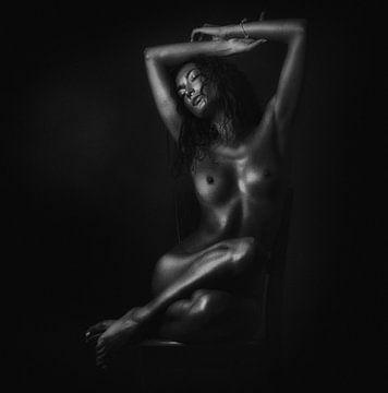 Nude in schwarz, Zachar Aufstieg von 1x