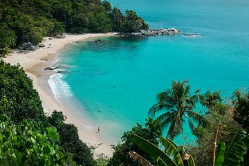 Een strand om over te dromen! van Anna Davis