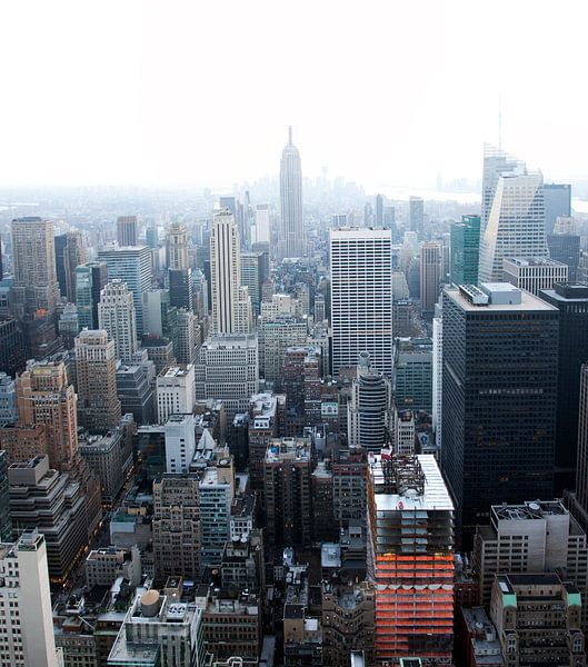 New York City van Guido Akster