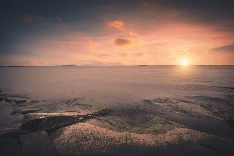 Meerblick in Schweden von Skyze Photography by André Stein