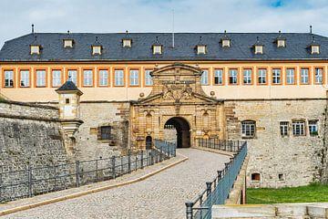 Peterstor sur le Peterberg à Erfurt sur Gunter Kirsch
