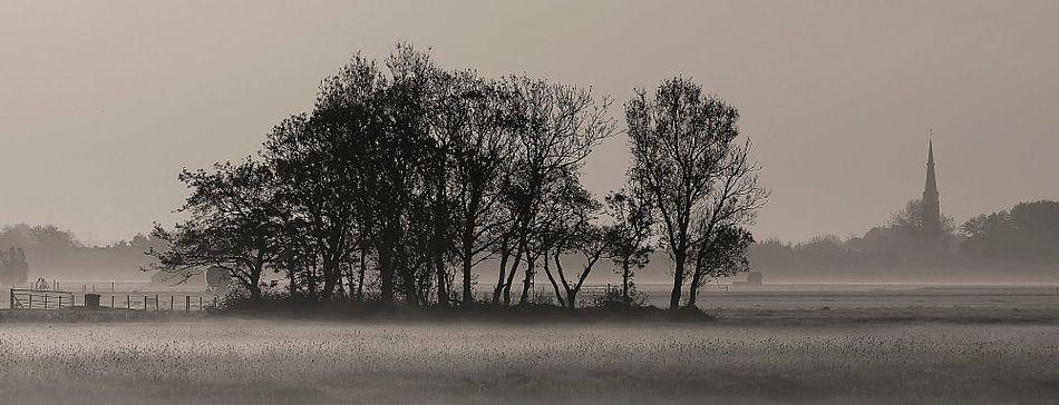 misty morning  van Dirk van Egmond