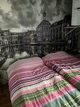 Photo de nos clients: Zakkendragershuisje in Schiedam sur Ilya Korzelius, sur fond d'écran