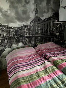 Kundenfoto: Zakkendragershuisje in Schiedam von Ilya Korzelius
