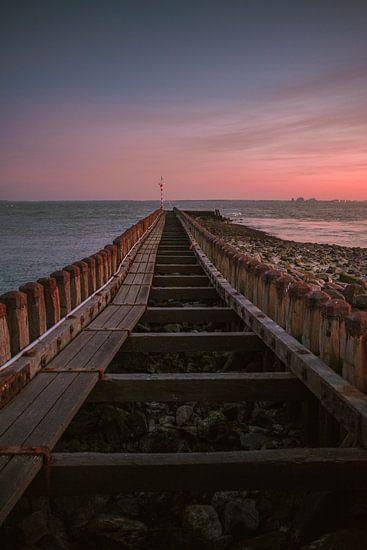 Vlissingen pier