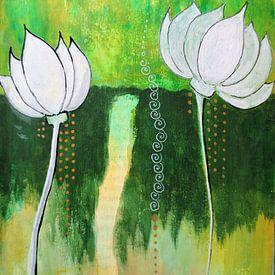 Lotus 2 sur Helma van der Zwan