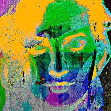 The colored face van PictureWork - Digital artist