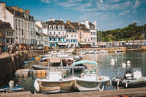 Zomer in Belle-Île-en-Mer, Frankrijk