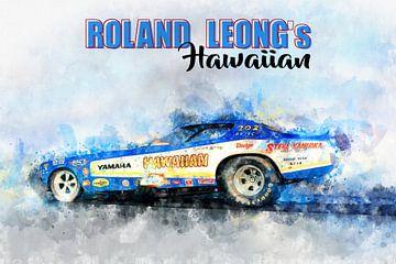 Roland Leong's, Hawaiian met titel van Theodor Decker