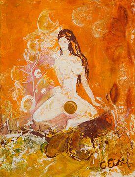 Mystic Girl von Carmen Eisele