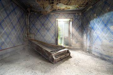 verlassenes Klavier von Kristof Ven