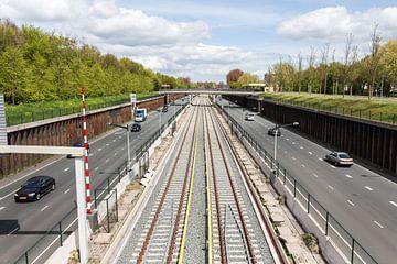Noord-Zuid lijn Amsterdam Noord