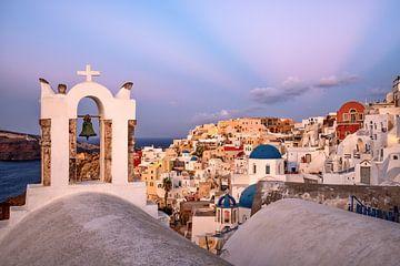 Santorin Grèce sur Achim Thomae