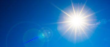 Bight sun van Günter Albers