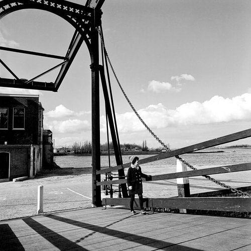 Damiatebrug Dordrecht punt Groothoofd