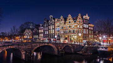 Papiermolensluis - Amsterdam van Martijn Kort