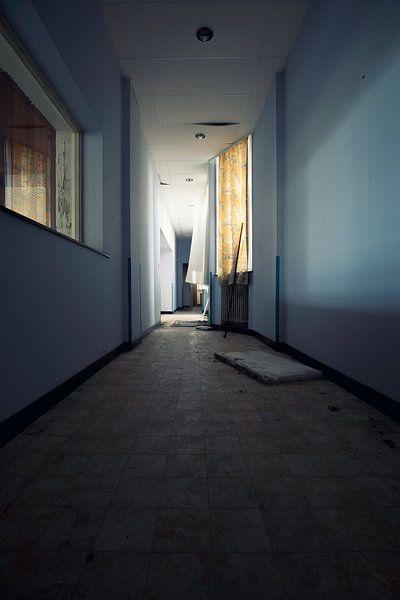 Abandoned hallway von Maik Keizer