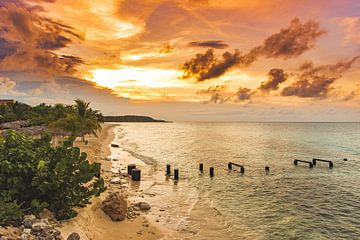 Playa Esmaralda, Cuba van Andreas Jansen