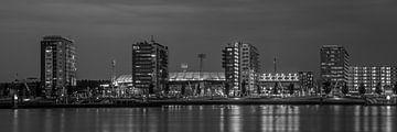 Feyenoord stadion 14 van John Ouwens