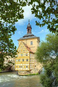 Altes Rathaus Bamberg von Michael Valjak