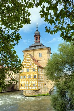 Ancien hôtel de ville de Bamberg