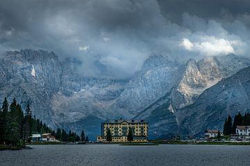 Grand Hotel Misurina sur Mario Visser