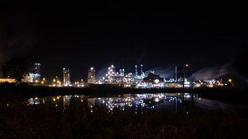 L'industrie chimique 's &amp ; réflexions nocturnes sur Steven Van Aerschot